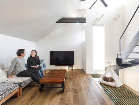 「住居+プライベートネイルサロン。モノトーンでまとめた一軒家」 杉並区Nさま邸・施主様インタビューを公開!