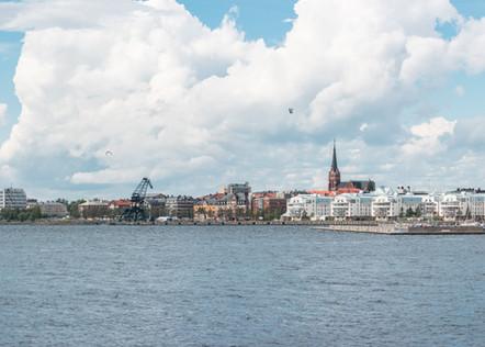 7. Södra hamn