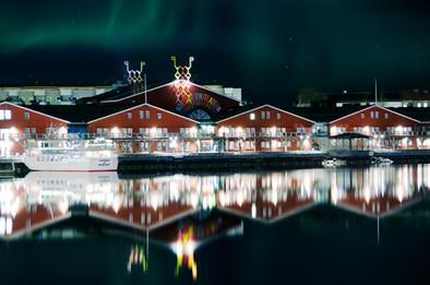 18. Norrsken i Norra Hamn