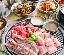 Korean Meat Samgyupsal