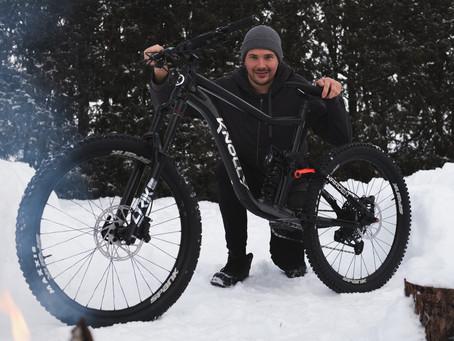 """Bike Check: 6'4"""" riding a 27.5?"""