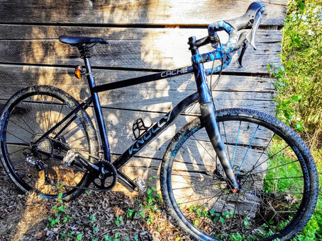 Bike Check: Cache Gravel