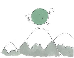 Mountain Peeeeea-k