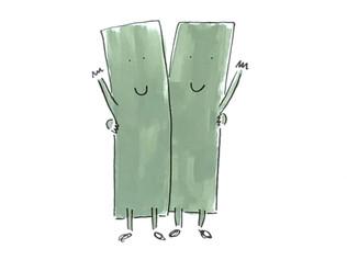 Bean Hugging