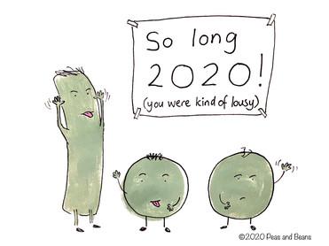 So Long 2020!