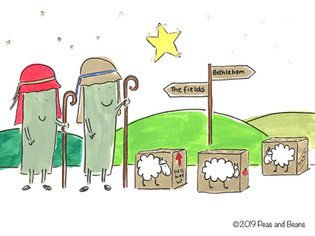 The shepherds and their flock