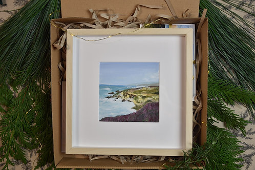 OCEAN MAUVE Christmas box