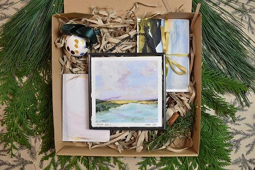QUIET BAY 2 Christmas box