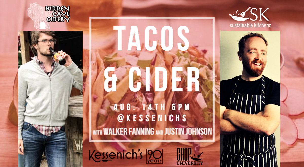Tacos and Cider