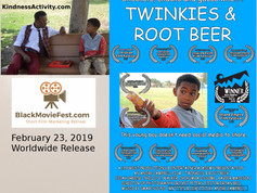 """KINDNESS ACTIVITY """"Twinkies & Root Beer"""" WFF Poster"""