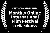 Best Sole Performer Monthly Online IFF 2
