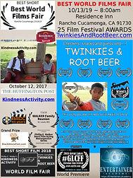 KINDNESS ACTIVITY ~ Twinkies & Root Beer