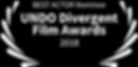 BestActor2018UNDO-Laurel-DR-WhiteOnBlack