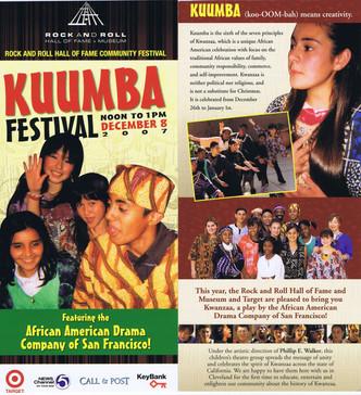Kwanzaa Musical