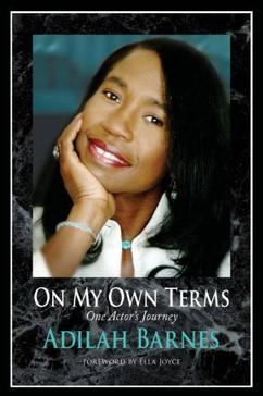 "Adilah Barnes ""On My Own Terms"" book"