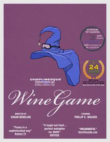 """Vahan Bedelian's """"WineGame"""""""