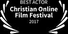 BestActor2017ChristianOnlineFF-Laurel-T&
