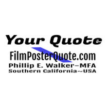 Film Review Quote for your Poster