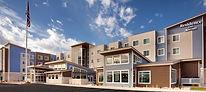 Residence Inn Building - Rancho Cucamong