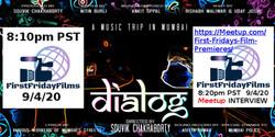 """Dialog"" 2020 FFF banner"