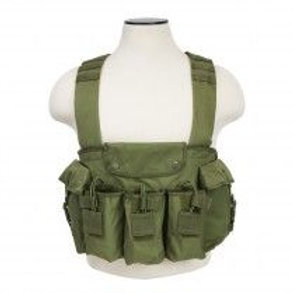 VISM® by NcSTAR® AK CHEST RIG/GREEN