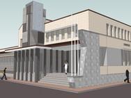 Nuova sede USL Aosta
