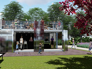 Lounge Cafè Villa Pallavicino_Stresa