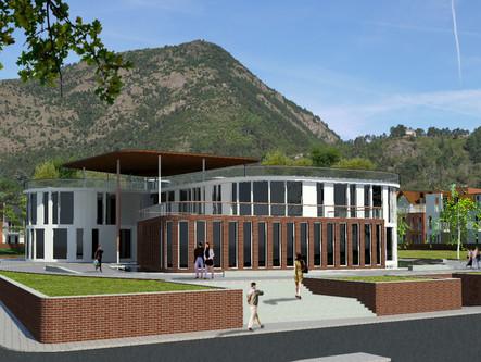 Riqualificazione urbanistica e nuova sede Municipio Piossasco