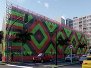 Parcheggio multipiano_Tripoli
