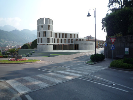 Nuova sede municipale di Paratico