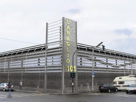 """Centro giovanile """"Caraglio 101""""_Torino"""