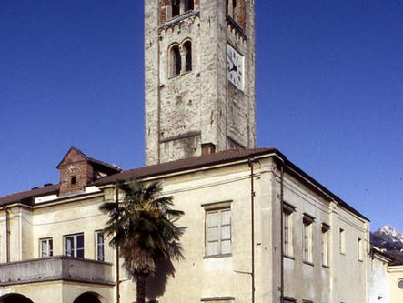 Chiesa Santa Maria del Pino Coazze