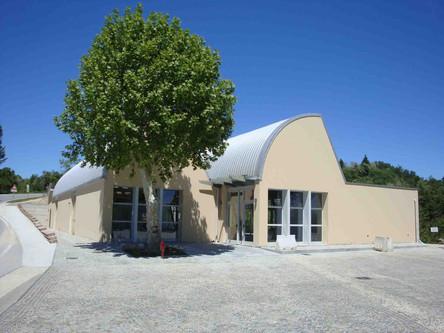 Centro polifunzionale Palarocche_Santo Stefano Roero