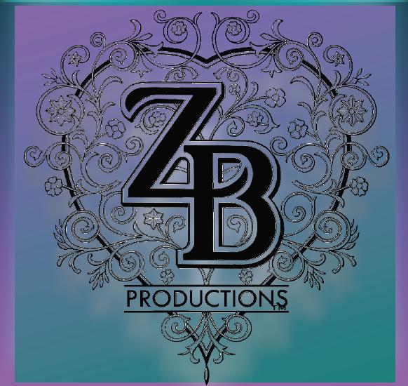 ZB™ Productions International Logo Caligraphy - Zoe Beth™ Music International