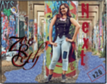 Zoe Beth Music® Global: Next 2 Single Cover Art