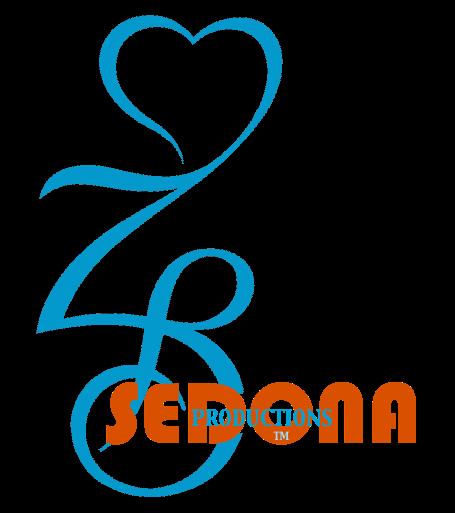 ZB™ Productions International Sedona Logo - Zoe Beth™ Music International