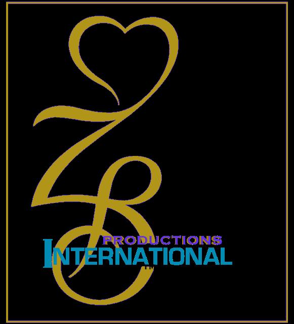 ZB™Productions International Logo