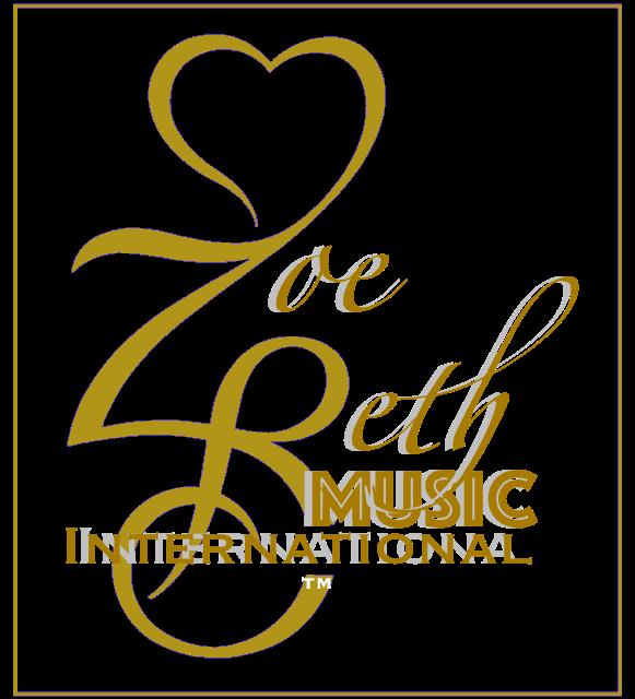 Zoe Beth™Music International Logo