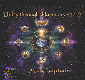 Unity Through Harmony Cover M.Captain  &  ZB Productions