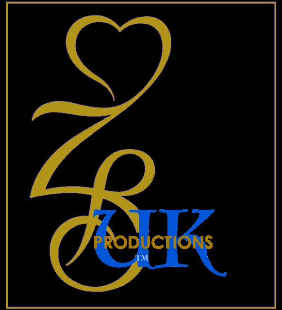 ZB™Productions International UK Logo