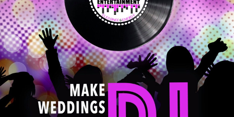 MAKE WEDDINGS GREAT AGAIN DJ SHOWCASE