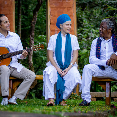 'Terreiro Zen': a união da cultura afro-brasileira com mantras orientais
