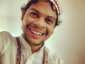 Felipe Flores, sacerdote Lukumi porto-riquenho, é o novo colunista da revista KOBÁ