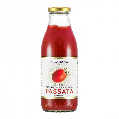 Organic Premium Sicilian Passata