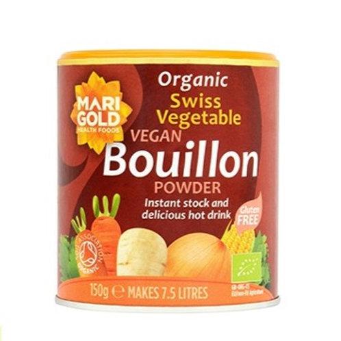 Organic Swiss Vegetable Bouillon