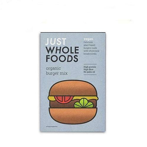 Organic Burger Mix
