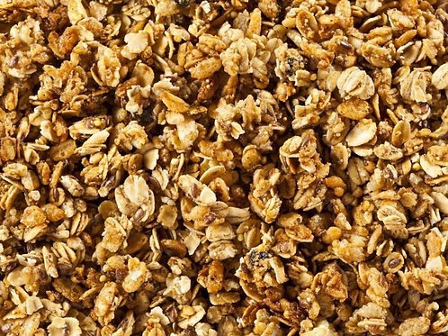 Naked Nutty Granola