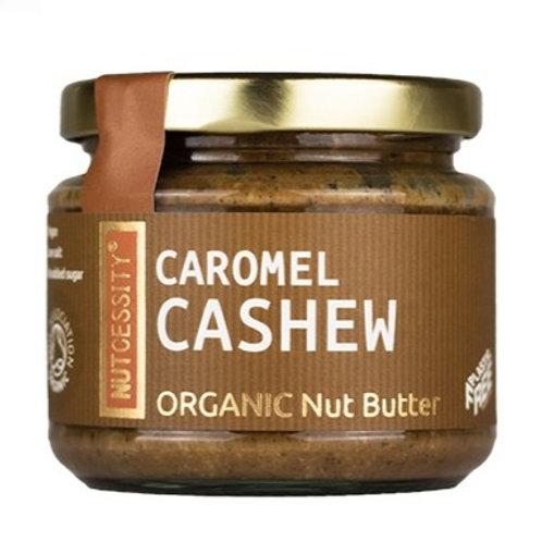Nutcessity Organic Nut Butter - Caromel Cashew