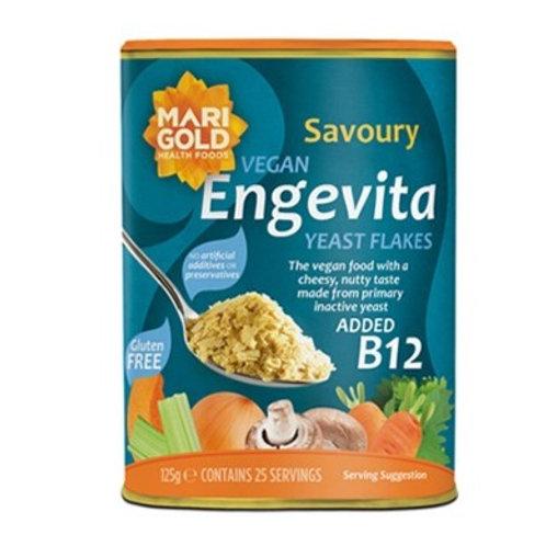 Marigold Engevita Yeast Flakes with B12 125g