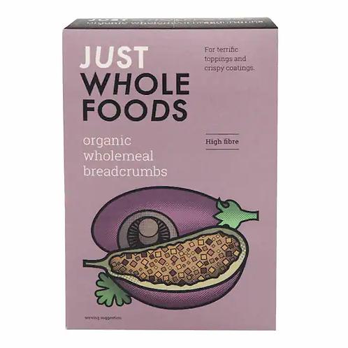 Organic Wholemeal Breadcrumbs